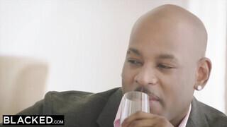 Interracial pornó